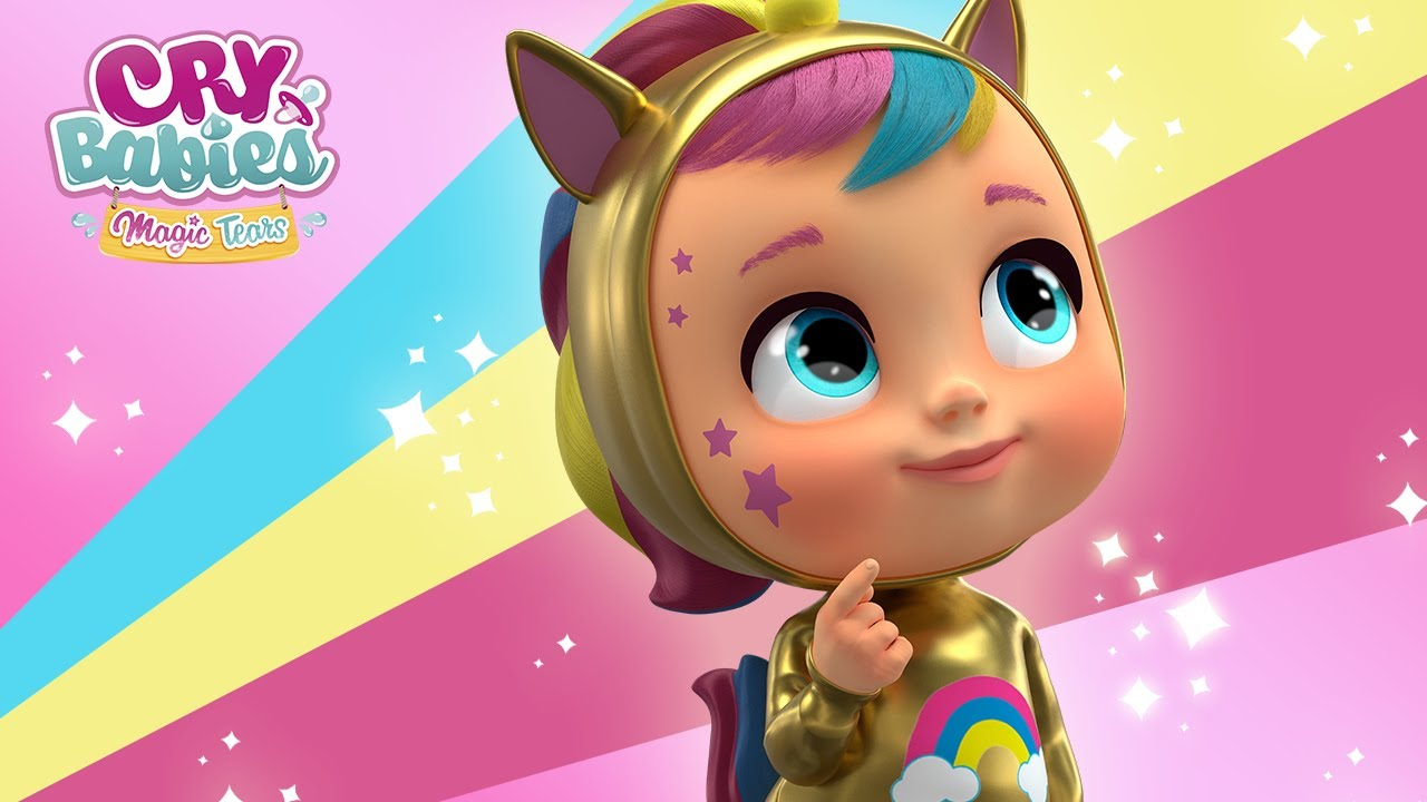 💛💛 The LEGEND of NARVIE Part 2 💛💛 CRY BABIES 💧 MAGIC TEARS 💕 New Episode in ENGLISH