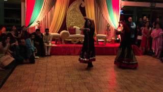 Sonia Sangeet Dance