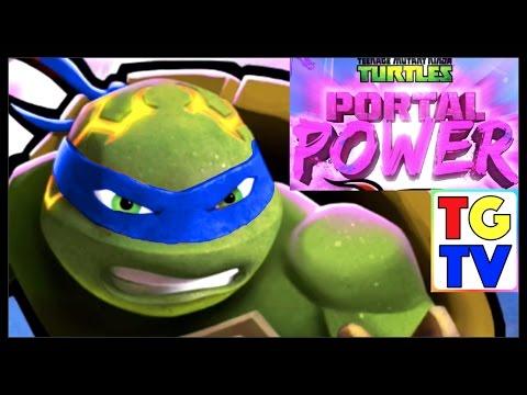 Teenage Mutant Ninja Turtles TMNT Portal Power 2/5