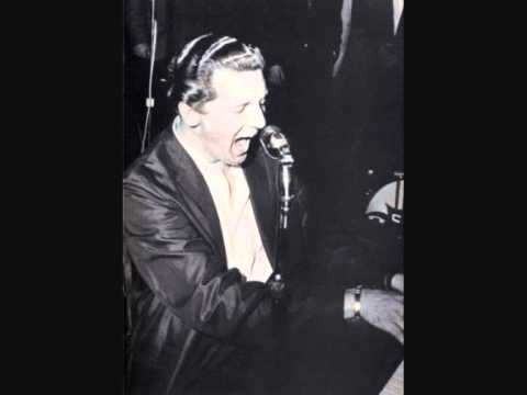 JERRY LEE LEWIS - (JUST A SHANTY IN OLD) SHANTY TOWN - SUN RECORDS