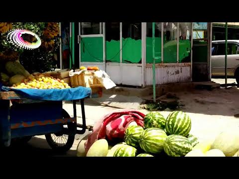 kabul city august 2017  ** فلم مکمل ازشهرکابل  **
