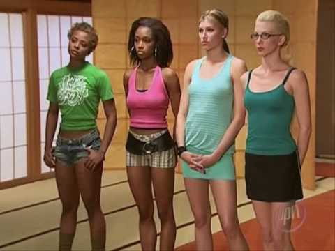 America's Extreme Top Model  Episode 3.12