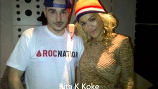 K Koke Ft Rita Ora - Lay down your weapons (Official Audio)