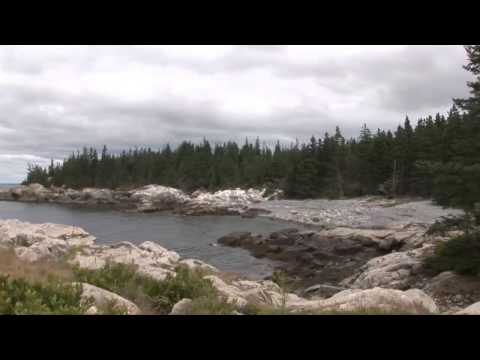 Isle au Haut Maine  Acadia National Park 2008