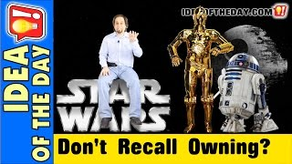 why doesn t ben kenobi and darth vader recognize r2 d2 and c 3po idea of the day 60