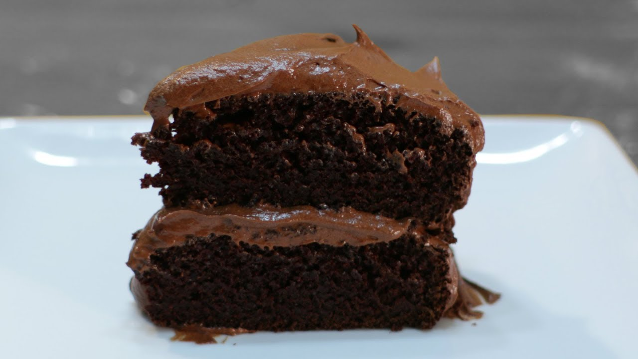How To Make Chocolate Cake Easy Amazing Homemade Moist