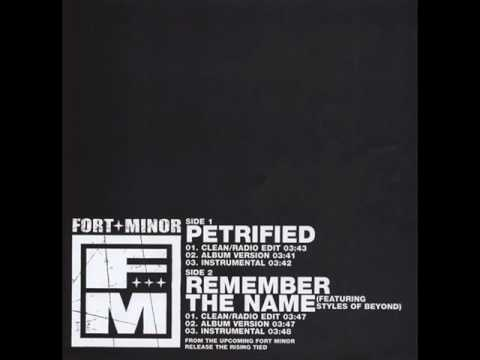 Fort Minor  Remember The Name Strings Instrumental