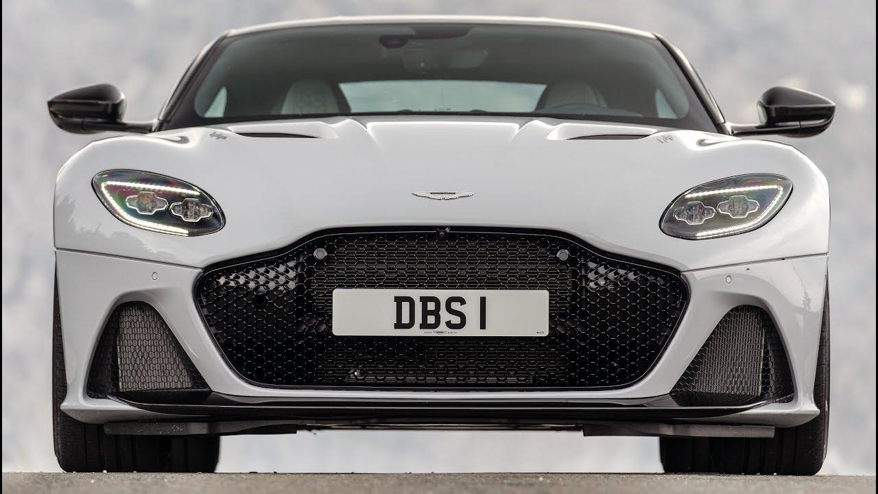 2019 Aston Martin Dbs Superleggera Awesome Super Gt Youtube