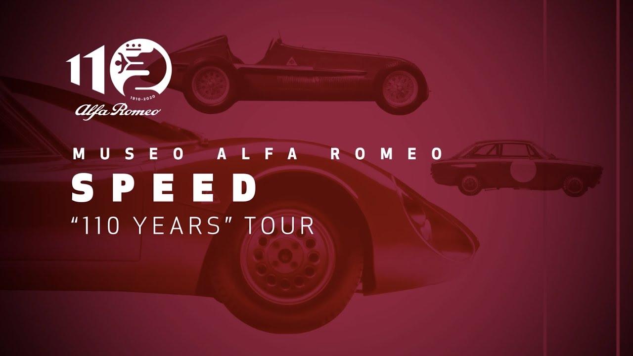 110 Years Tour | Speed