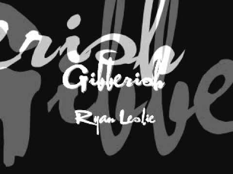 Gibberish - Ryan Leslie