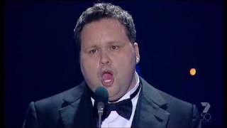 Video Paul Potts on Australia's Got Talent 2009  (WideScreen) download MP3, 3GP, MP4, WEBM, AVI, FLV Agustus 2018