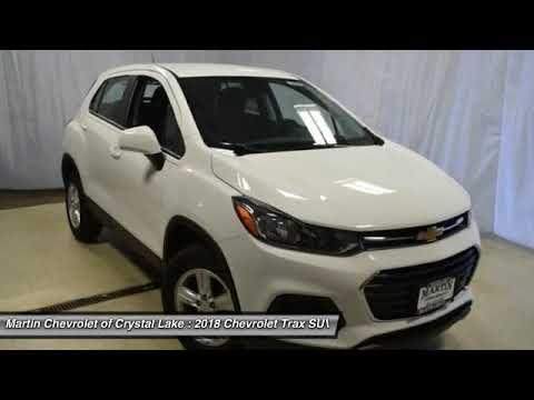 2018 Chevrolet Trax Crystal Lake Il 15559 Youtube