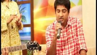 Ishq da Kalma (Heer Ranjha) - The Sketches live on Dawn News in a Morning Show