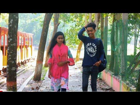 Maine Payal Hai Chhankai-Cute Love Story।Falguni Pathak। Murad Hossain Hafiza Akter।2020MV