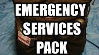 Emergency Services Pack (24 hr Pack)