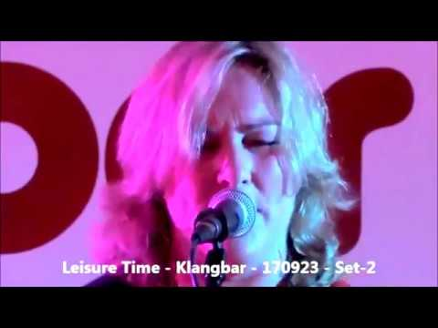 The Adventures of Isabel (Natalie Merchant) - Cover by Leisure Time live in der Klangbar 23.09.17