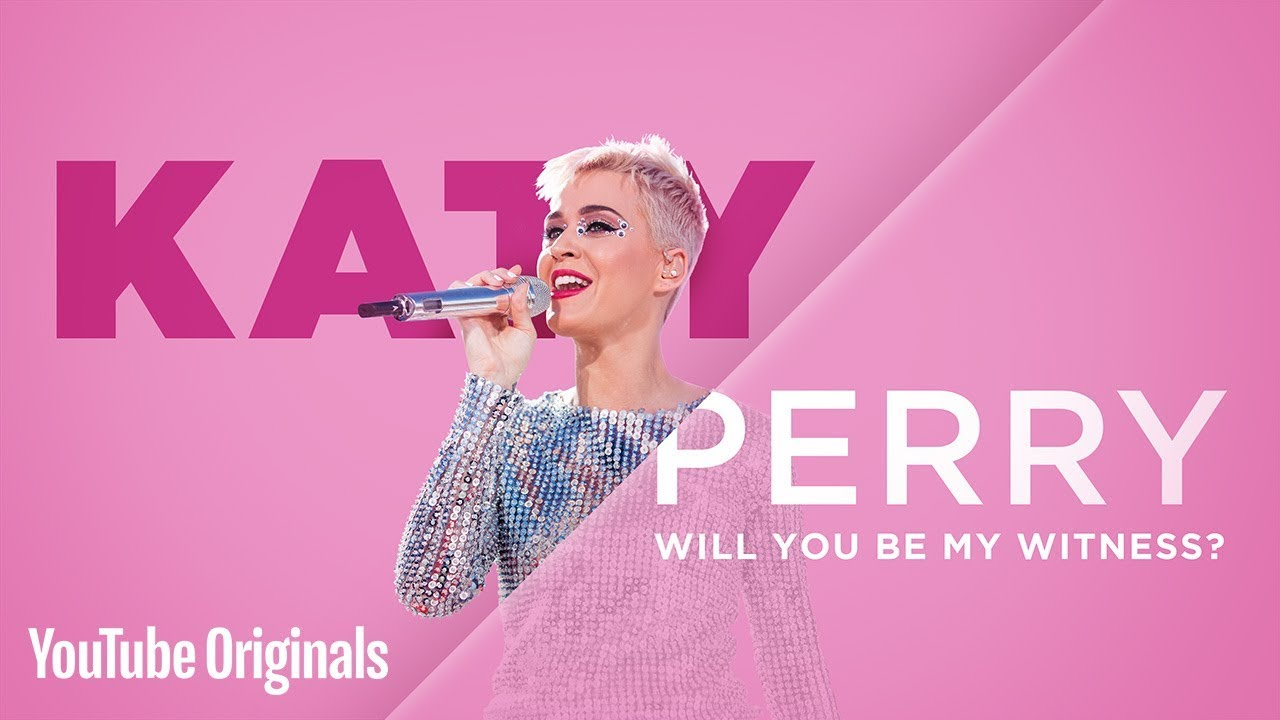 Download Katy Perry: Will You Be My Witness?