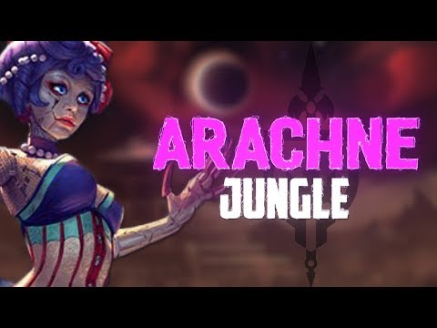 Smite: ARACHNE WITH AOE CRIT BUILD IS NUTS! | Incon