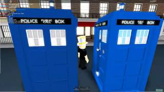 Roblox Doctor Who Adventures In Time Teil 3
