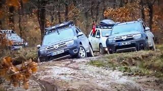VW Amarok vs Dacia Duster vs Subaru Forester vs Suzuki Vitara   Off Road