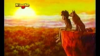 Mogli.. Title song of Jungle Book ( Hindi ) .flv
