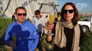 Royal Balloon - Cappadocia Flight On Chilean TV (Spanish)