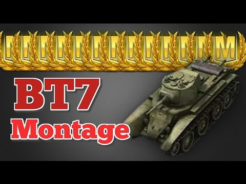 [Wotb] BT7 Montage!