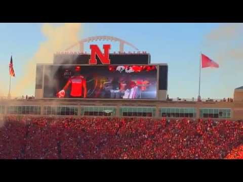 Nebraska Miami Tunnel Walk - 1994 Championship Tribute
