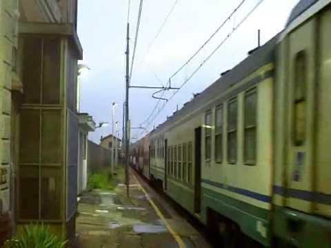I treni dei Pendolari