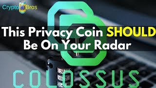Colossus XT Review- $Colx Explained -Next Top Privacy Coin (Beginner Friendly)