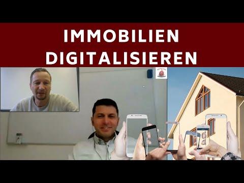 Immobilien Digitalisierung - Digitaler Immobilien Handel