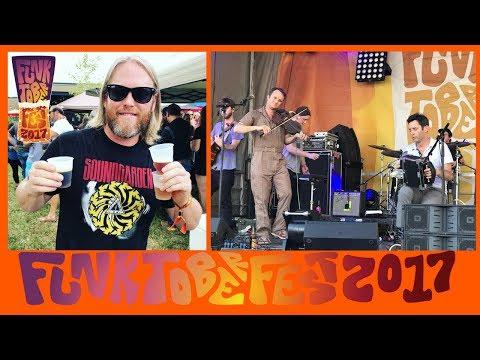 FUNKTOBERFEST: Craft Beer & Music Festival in Alexandria, LA