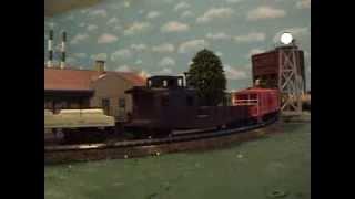 Caboose Train