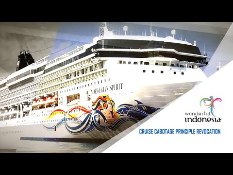 Cruise Cabotage Principle Revocation (Wonderful Indonesia)