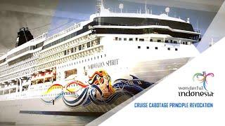 Cruise Cabotage Principle Revocation (Wonderful Indonesia)
