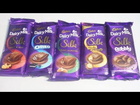 Cadbury Dairy Milk Silk Special edition