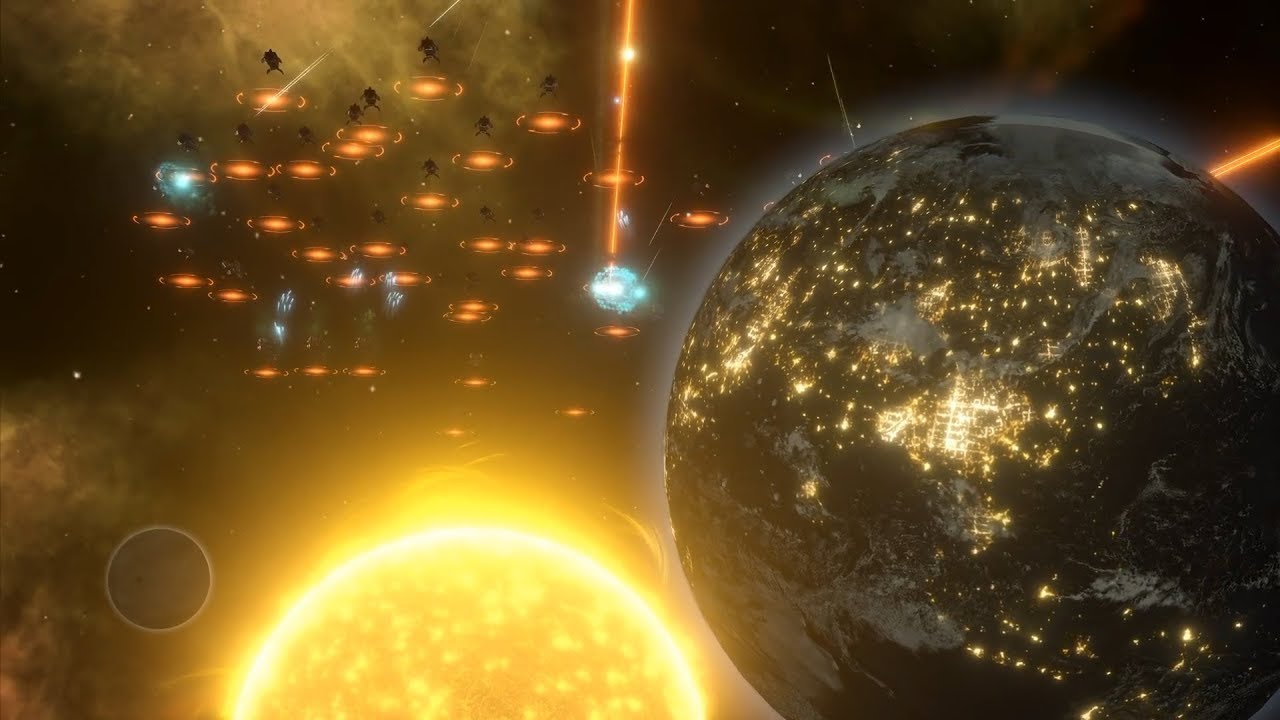 Stellaris: Synthetic Dawn Story Pack Download
