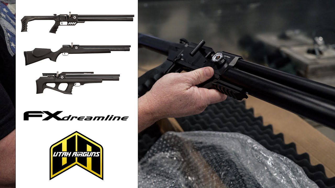 FX Dreamline Unboxing | Utah Airguns