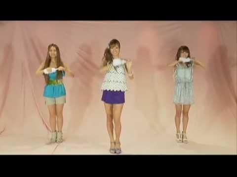 GIRL NEXT DOOR / 「ダダパラ!!」振りビデオ (鏡面)