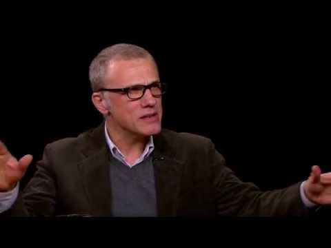 Christoph Waltz on Charlie Rose - February 2013