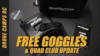 FREE FPV GOGGLES & QUAD CLUB INFO