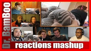If you don't laugh you're a toaster #2 TRY NOT TO LAUGH REACTIONS MASHUP