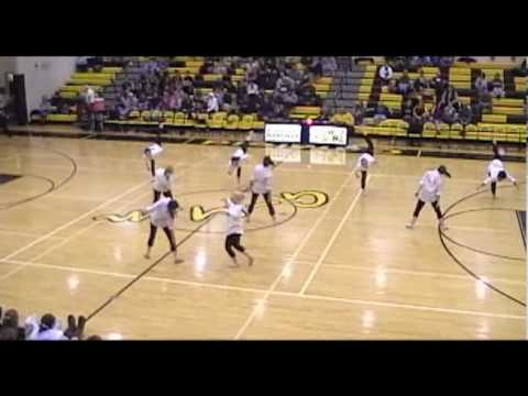 James A. Garfield Dance Line - Breaking Dishes