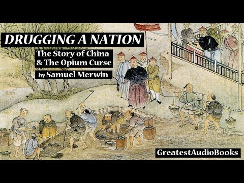DRUGGING A NATION by Samuel Merwin  - FULL AudioBook | Great