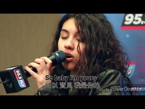 Alessia Cara—I'm yours (中文字幕)