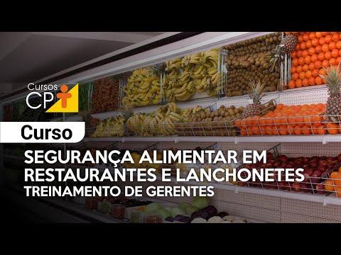 Clique e veja o vídeo Curso Segurança Alimentar em Restaurantes e Lanchonetes - Treinamento de Gerentes