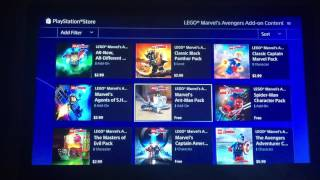 Avengers Age of Ultron Tutorial- How Download DLC Packs On Lego Marvels Age of Ultron