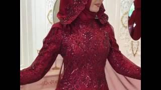 modavitrini.com - Pınar şems berra abiye bordo