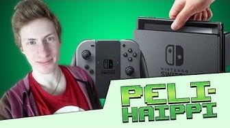 Uusi Nintendon Pelikonsoli!