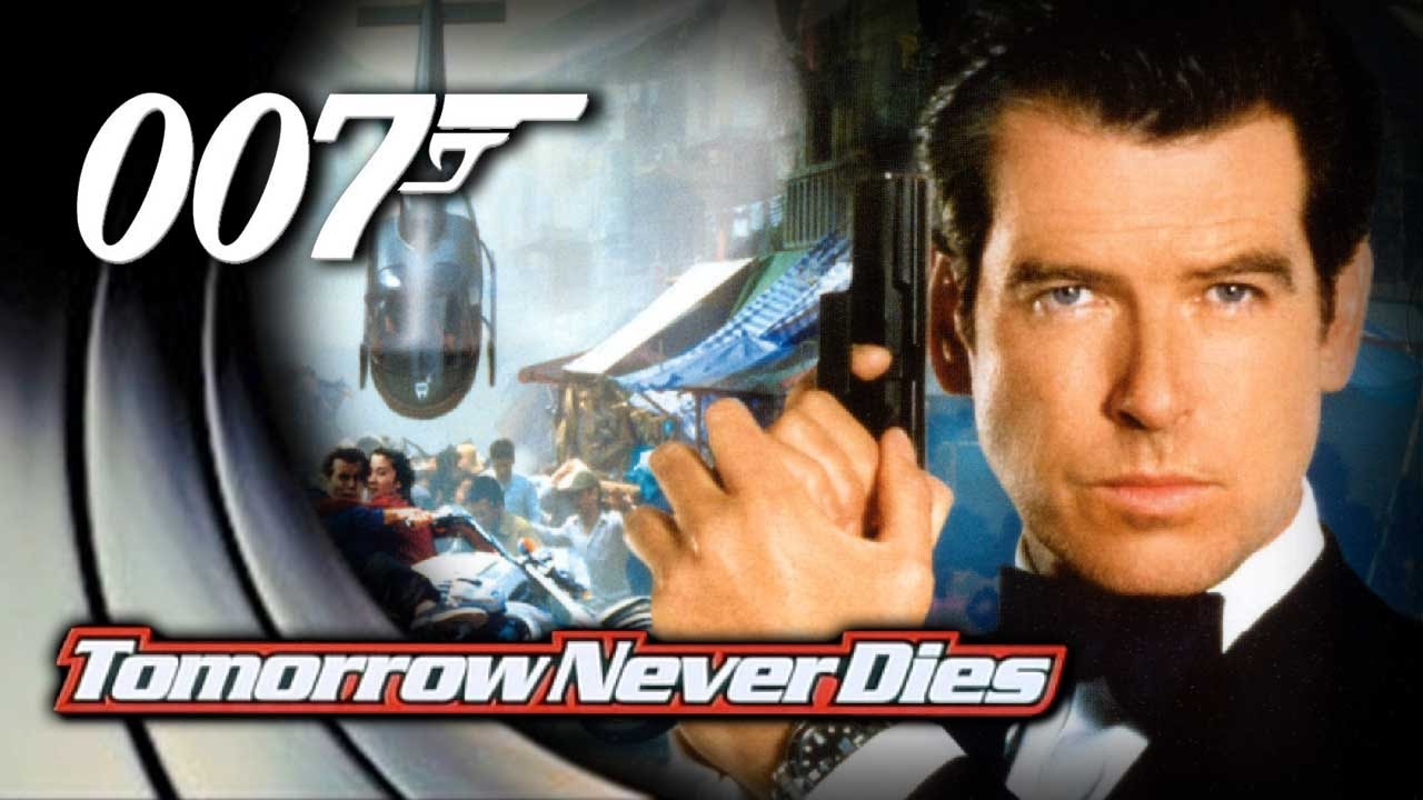 Tomorrow Never Dies 1997 Review Youtube